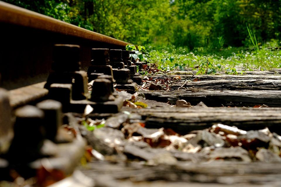 Podkłądy kolejowe