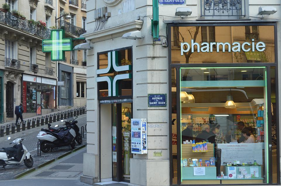 Image result for french pharmacie