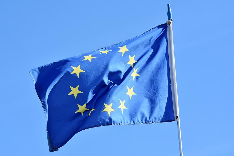 Pavilion Europa Drapelul Europei - Fotografie gratuită pe Pixabay