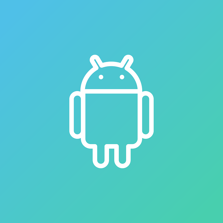 人造人間 androidアイコン アンドロイドロゴ pixabayの無料ベクター素材
