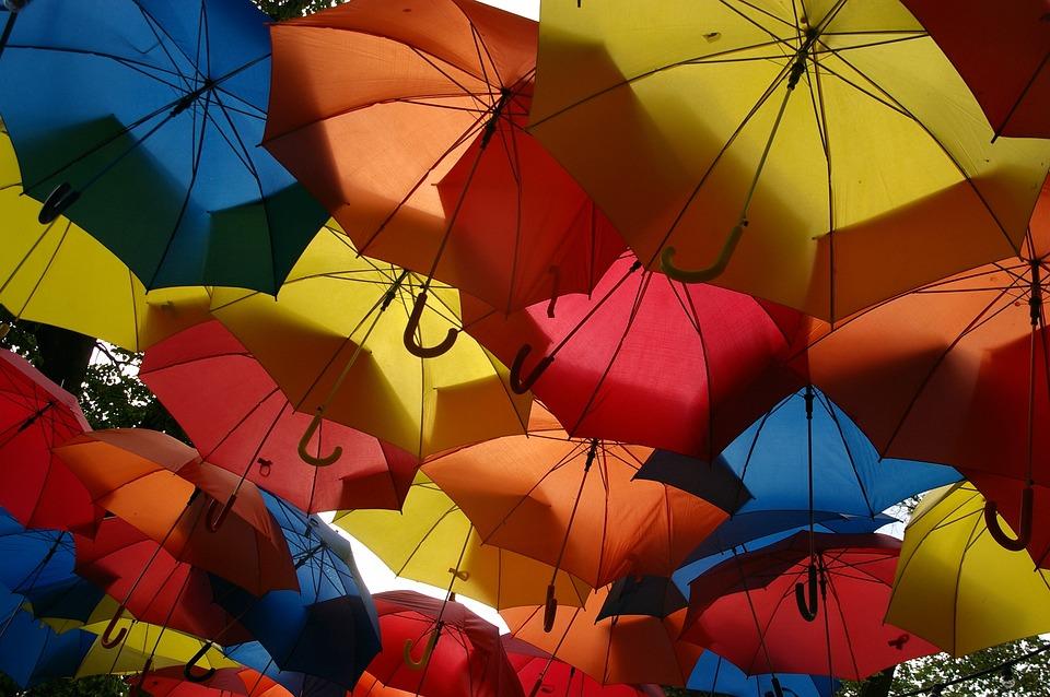 ô Dù Nhiều Màu Màn Hình Mái ảnh Miễn Phí Trên Pixabay