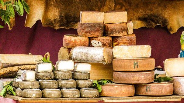 Cheese, Sheep Cheese, Goat Cheese