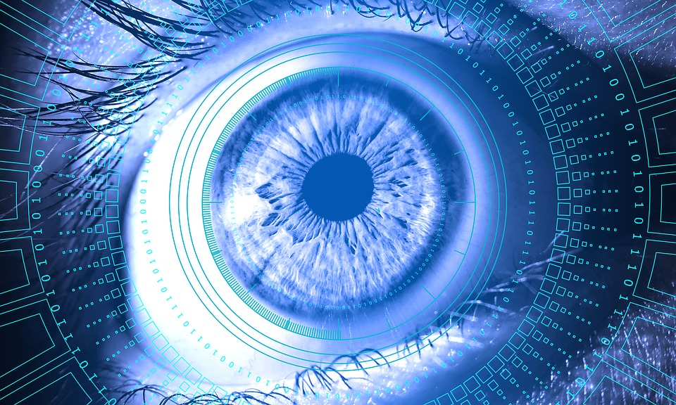 Øyet, Informasjon, Teknologi, Digital, Sikkerhet