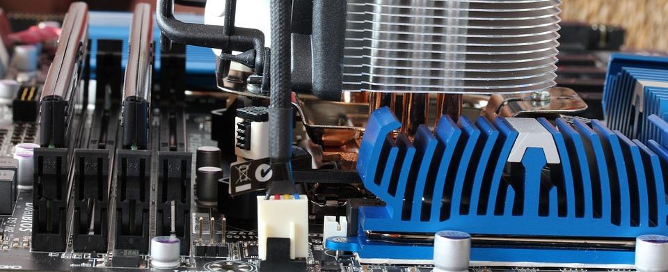 heatsinks for motherboard temperature high