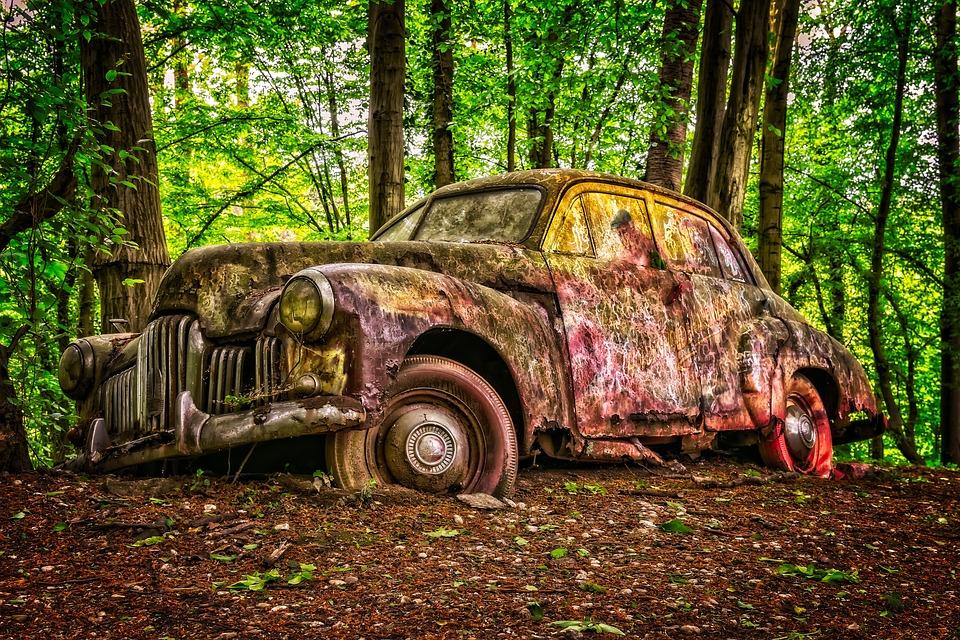 Oldtimer, Amerikan, Amerikan Arabası, Otomotiv