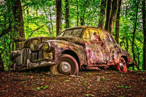 Oldtimer, American, American Car