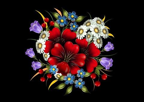 Цветок, Украшение, Букет Из Цветов, Цвет