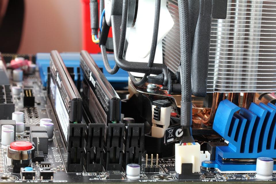 Technology, Memory, Card, Ram, Pc, Circuit, Processor