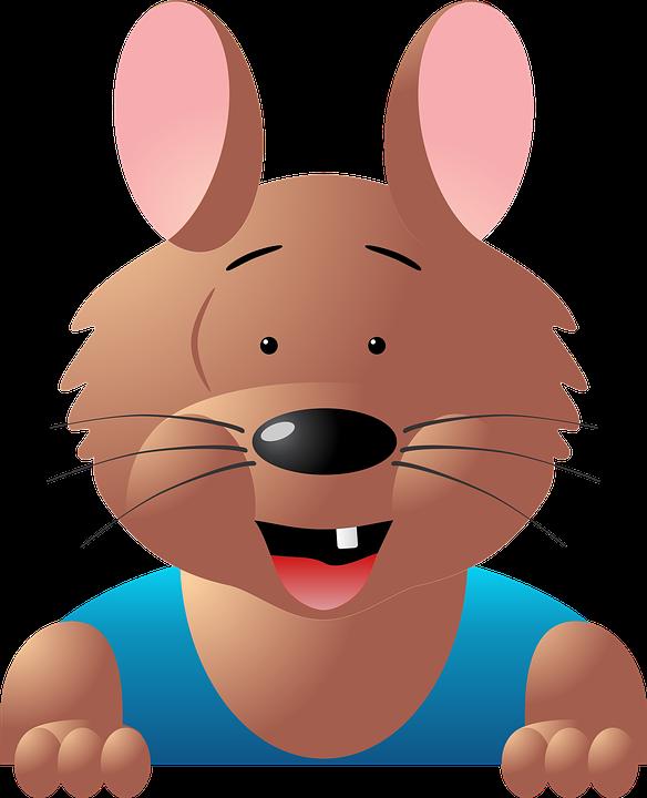 Taupe Des Animaux Dessin Anime Image Gratuite Sur Pixabay