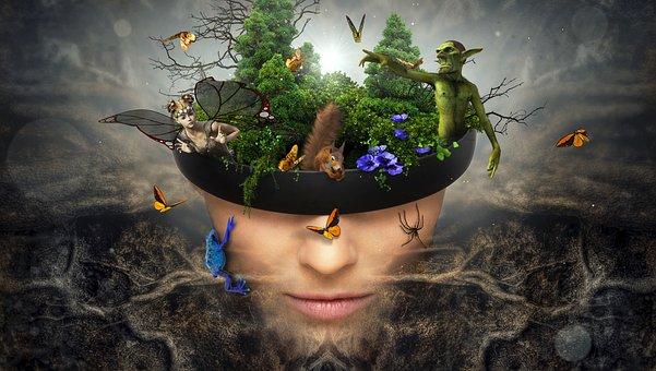 """Φαντασία, ΠοÏÏ""""Ïαίτο, ΠαÏαμυθένιο Κόσμο"""