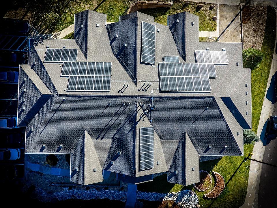 Architektúra, Solárne, Solárne Panely, Energie