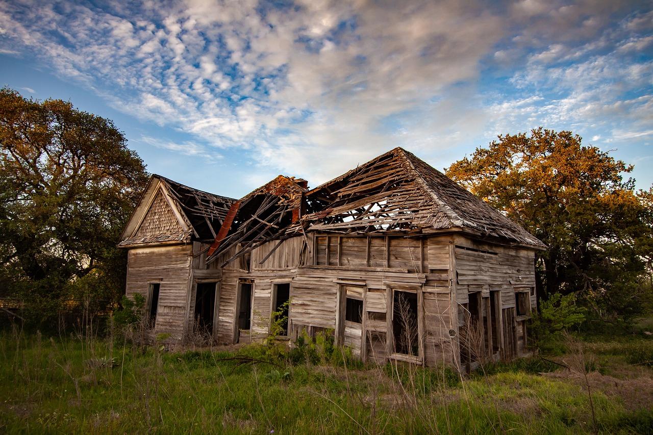 Картинки старый домик, открыток
