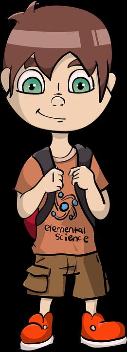 Enfant Chibi Anime Dessin Image Gratuite Sur Pixabay