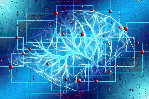 Inteligência Artificial, Cérebro, Pense