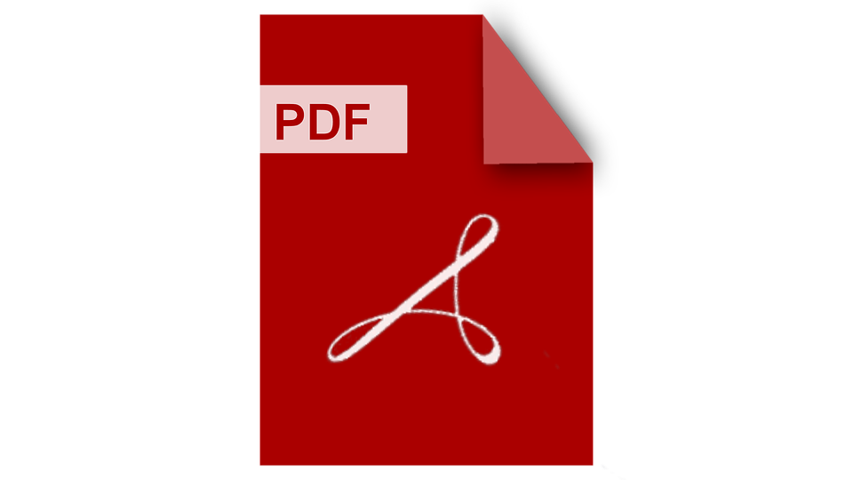 Pdf Logo Adobe - Free image on Pixabay
