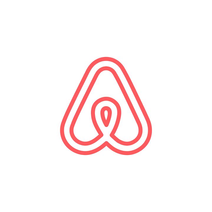 Airbnb, Airbnb Icon, Airbnb Logo, Airbnb Symbol