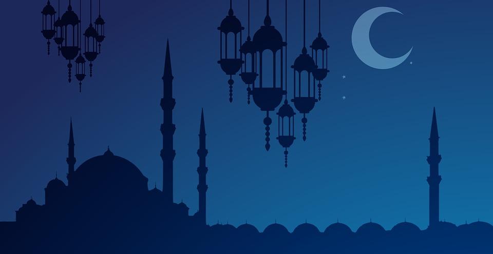 ラマダン, Fanoos, マスジド, 泊, イスラム, Shikh, 祈る, 断食, コーラン, 礼拝