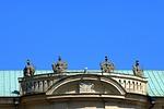 architektura, zabytek, zamek