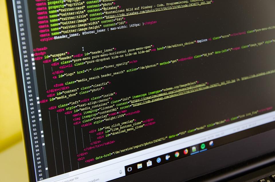 코드, 코딩, 컴퓨터, 데이터, 개발, Html, 프로그래머, 프로그래밍, 화면, 소프트웨어, 기술