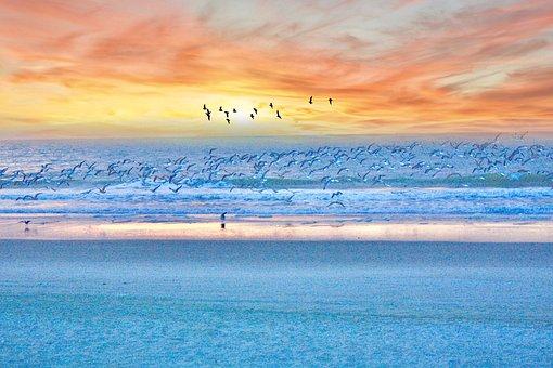 Beautiful Sunrise in Myrtle Beach