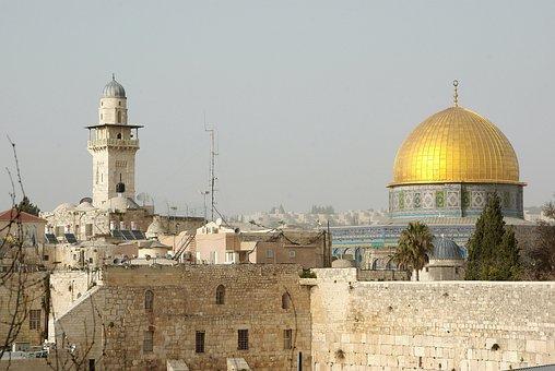 Israël, Palestine, Mur, Lamentations