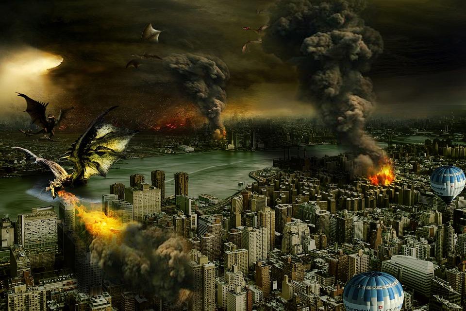 Земные катастрофы картинки