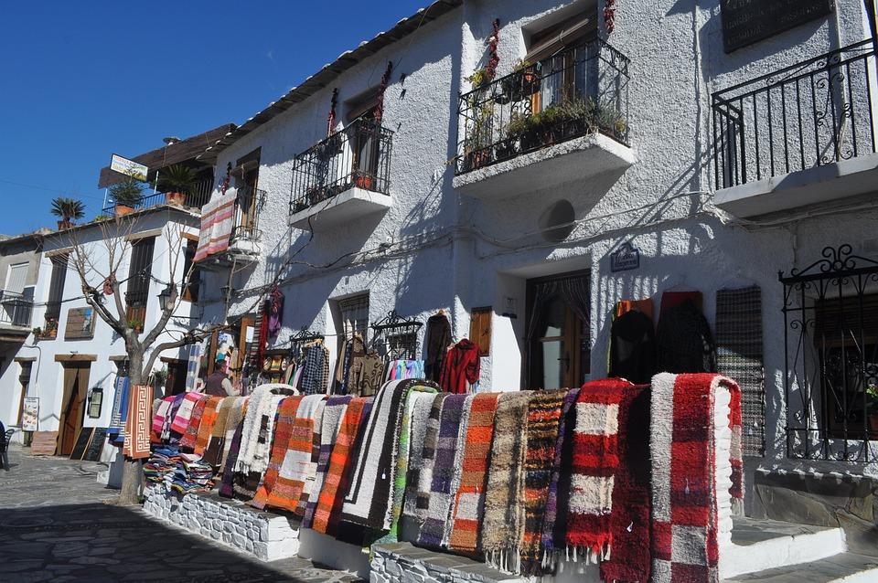 Alpujarras, Granada, Andalucia, Turismo Rural, Colores