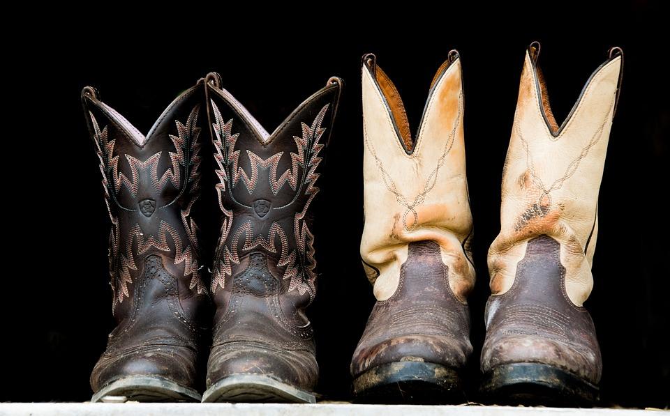 Laarzen Schoenen Cowboy Gratis foto op Pixabay
