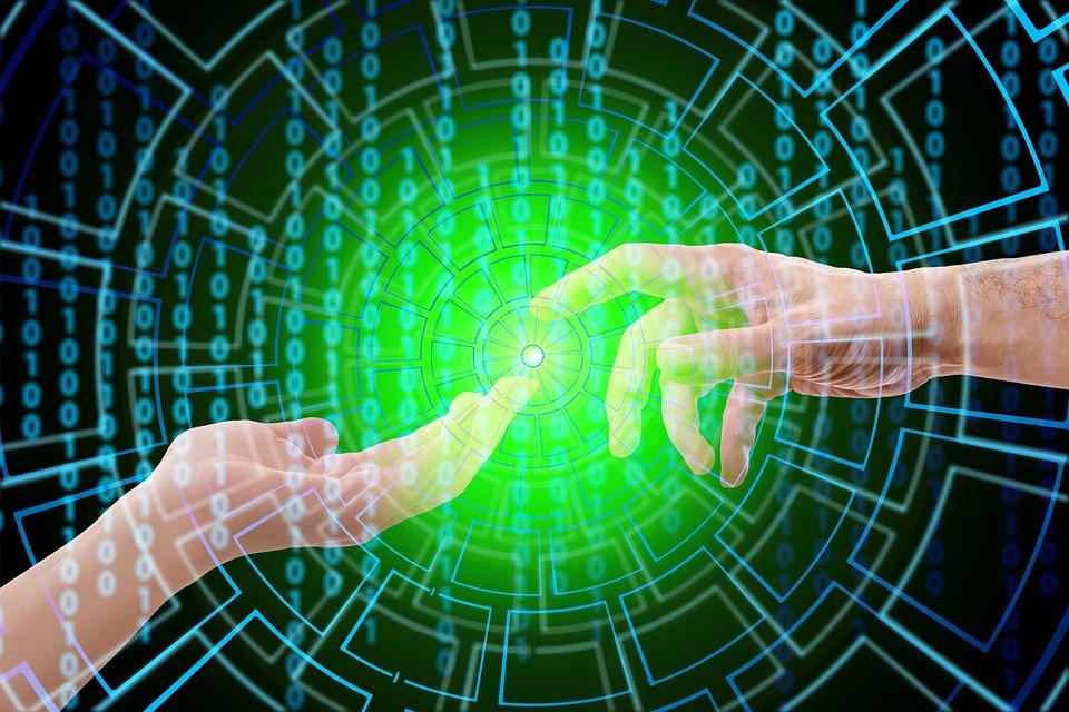 Servere lar mennesker kobles sammen over nettet.