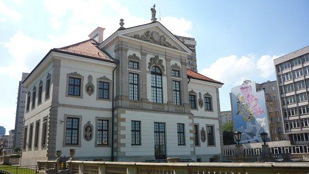ワルシャワ, ポーランド, 首都、, 観光, 市内中心部, ツアー, 宮殿