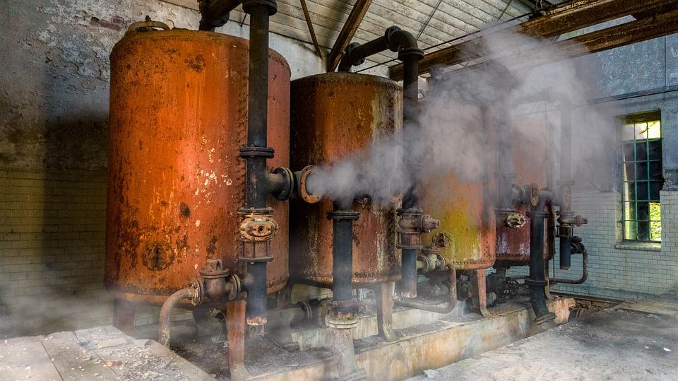 Kessel Dampf Rohrleitung · Kostenloses Foto auf Pixabay