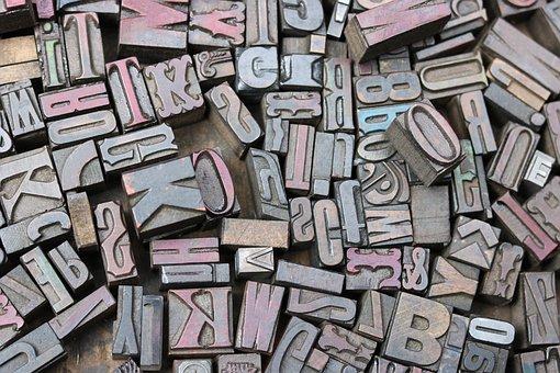 Printing House, Buffer, Vintage, Ink