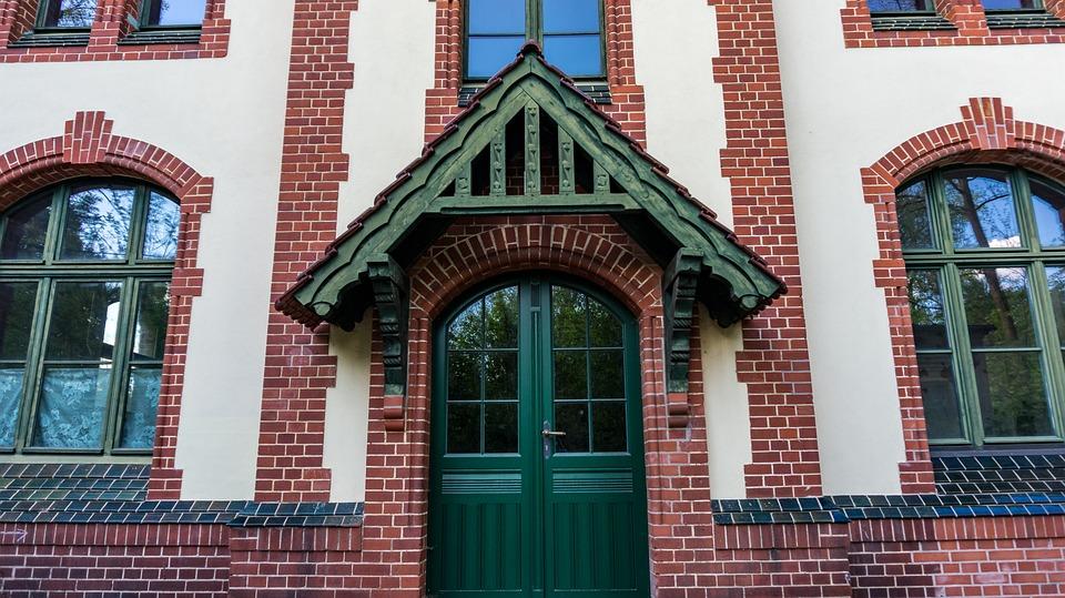 Fassade Mauerwerk Fenster Kostenloses Foto Auf Pixabay