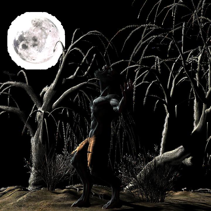Halloween Werwolf Monster · Kostenloses Bild auf Pixabay