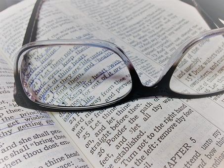 Reading, Bible, Study, Christian, Belief