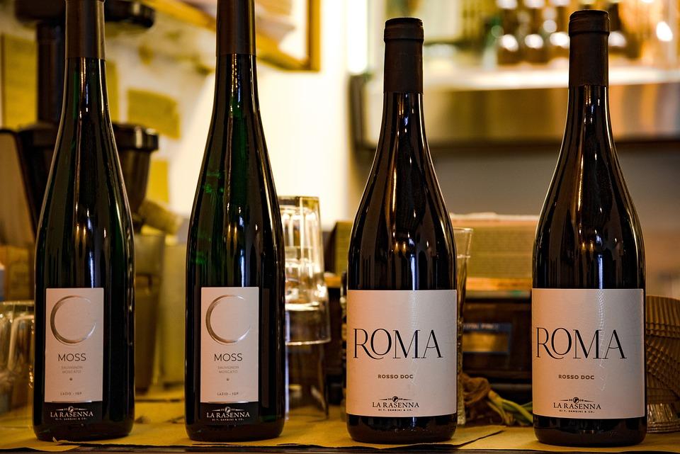 Bottle, Wine, Wine Bottle, Wine Bottles, Alcohol, Drink