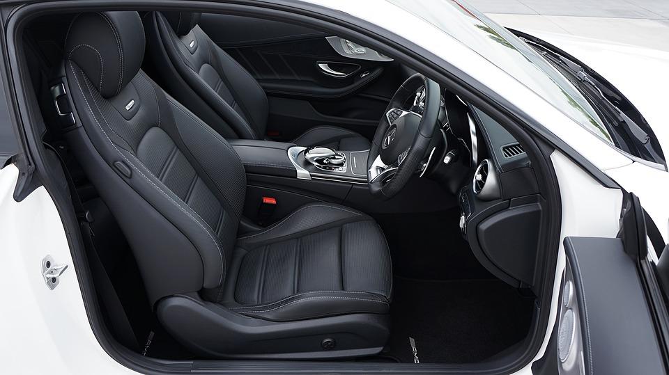 Car, Interior, Auto, Vehicle, Automobile, Leather