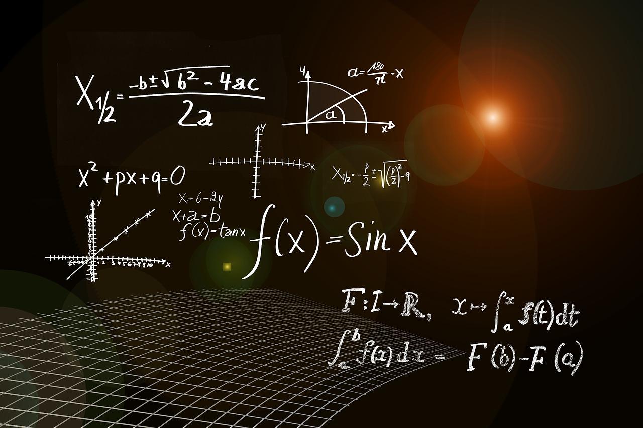 Mathematics Formula Physics - Free image on Pixabay