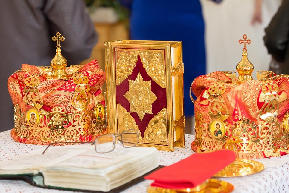 Храм, Собор, Церковь, Венчание, Свадьба, Православная