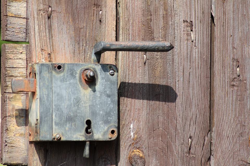 Zaktualizowano Drzwi Blokada Klamka Stare - Darmowe zdjęcie na Pixabay EK97