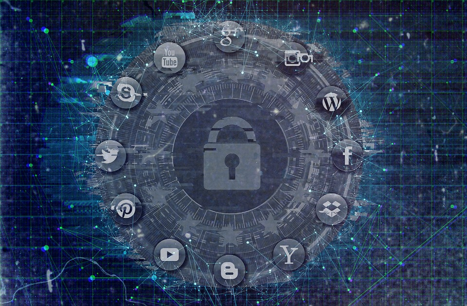 Social Media, Network, Security, Data Protection
