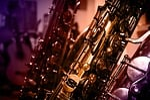 saxophone, instrument, music