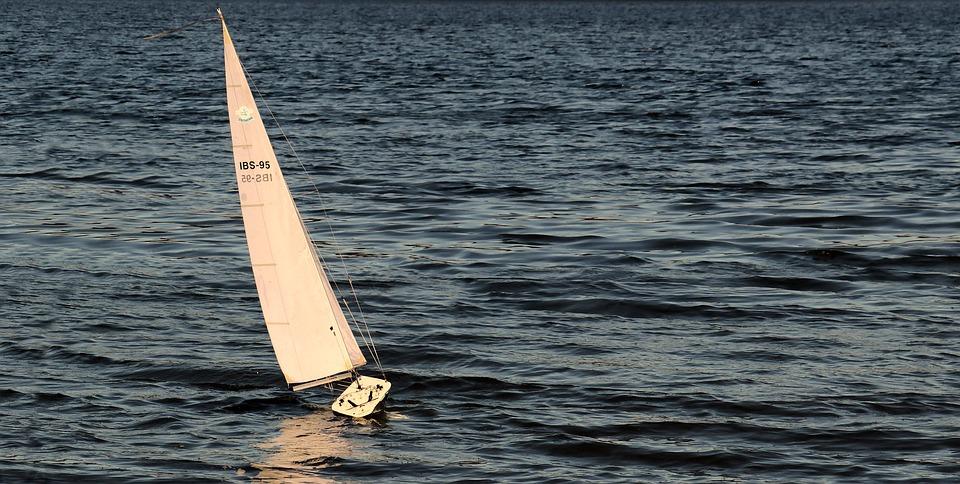 Zeilboot, Zeilschip, Schip, Modellering, Rc Model