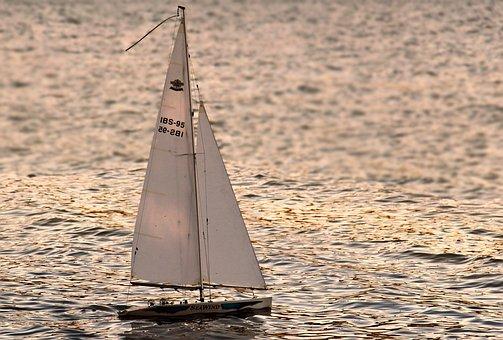 Sailing Boat, Sailing Yacht