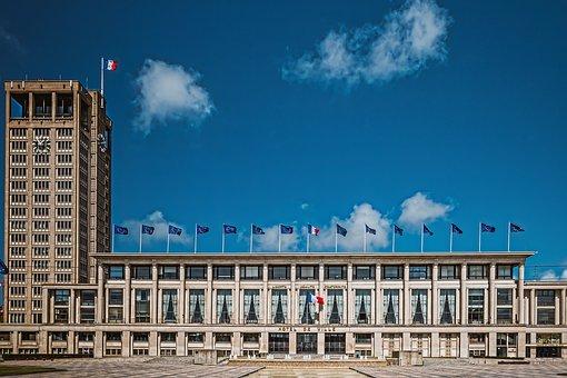 Hotel, De Vile, Le Havre, France