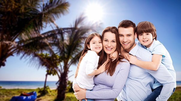 家族, 国際日は家族ふれあいの日により、, 国際, 日, 父, 親