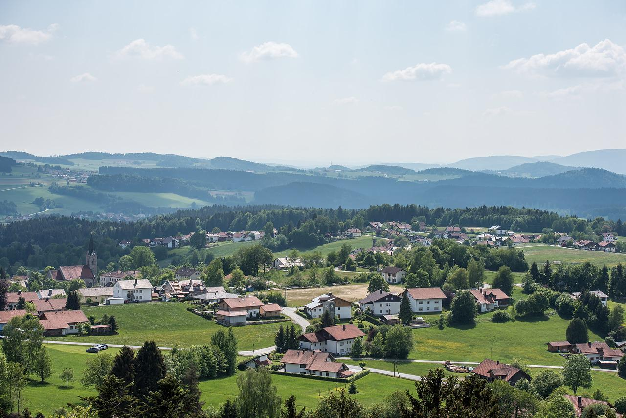 small town in Germany