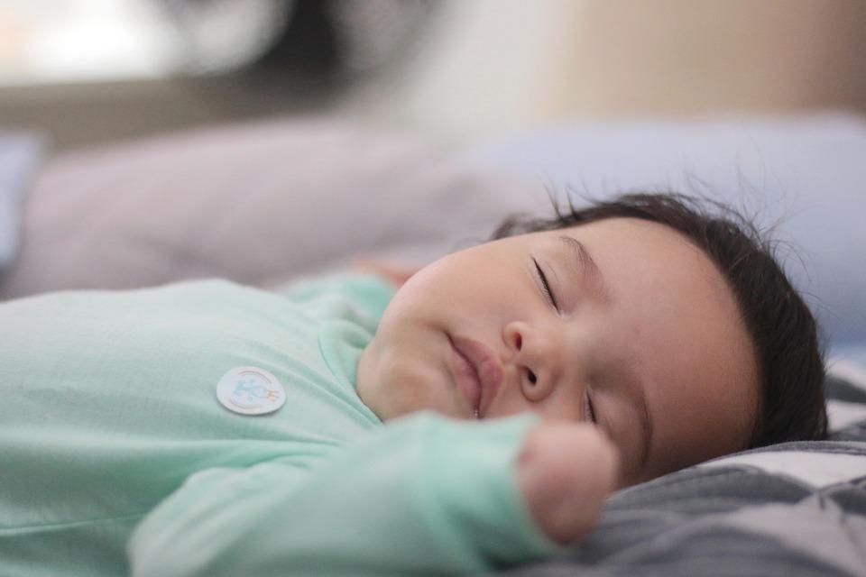 Bebe, Nenen, Niño, Durmiendo, Bebé, Nenén Mimosa, Amor