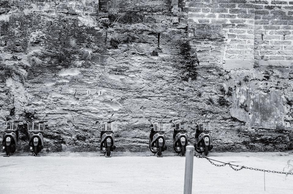 official photos 660e8 669f0 Wand Fahrräder Bermuda - Kostenloses Foto auf Pixabay
