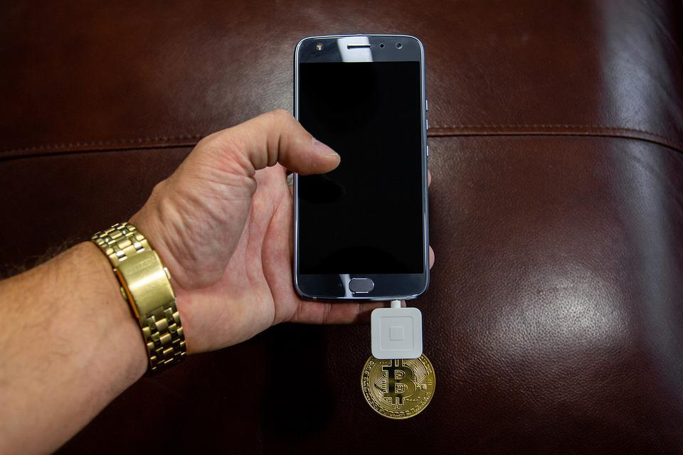 Cryptocurrency, Phone, Ledger, Business, Coin, Bitcoin